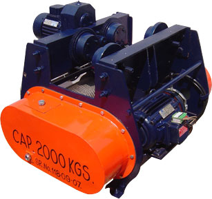 Electric Wire Rope Hoist &